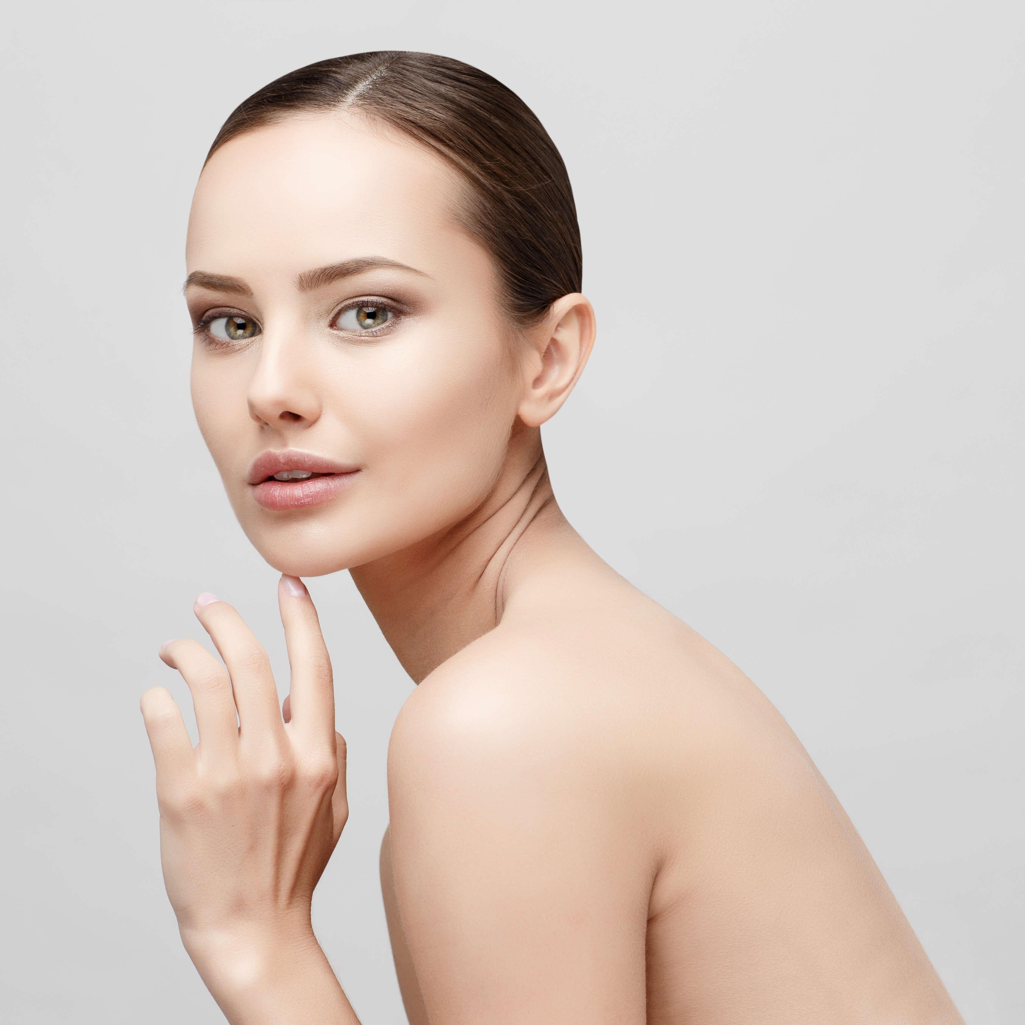 Beautiful Woman With Clean Fresh Skin Apax Medical
