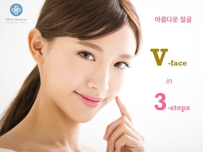 V Shape Face Singapore