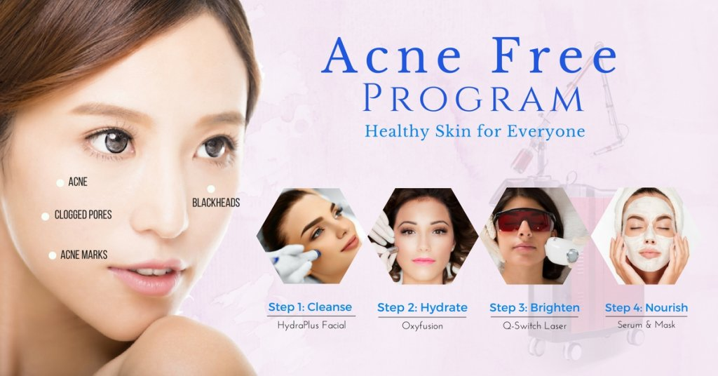 treat acne and acne marks at apax medical