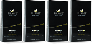4 versions of ellanse collagen filler
