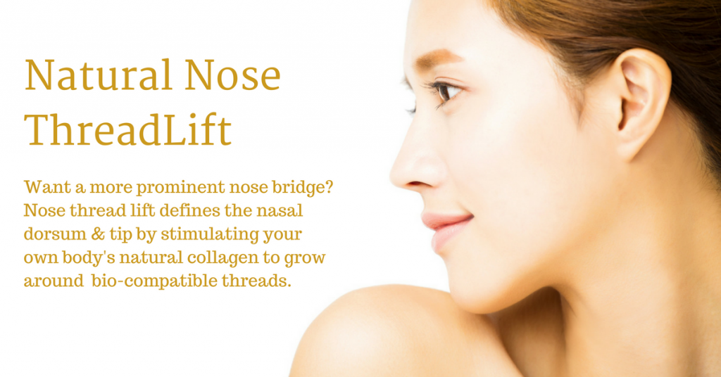 best nose lift procedure in Singapore