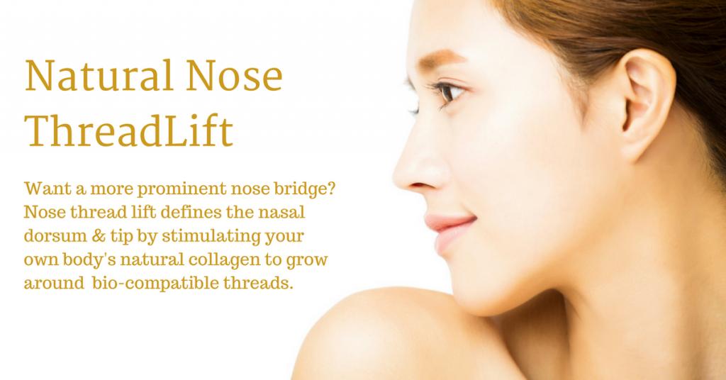 best nose lift procedure in Singapore