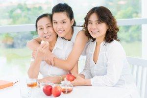 treat female pattern hair loss early